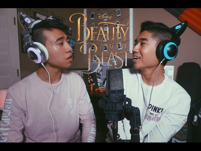 Beauty and the Beast - Ariana Grande & John Legend - Disney (DNJA cover)