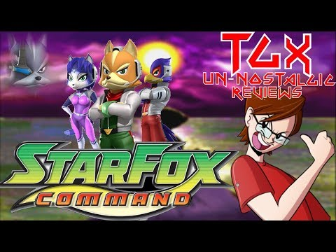Star Fox Command Un-Nostalgic Review: Terrible Or Misunderstood?