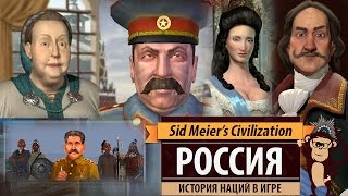 Россия: история наций в Sid Meier's Civilization