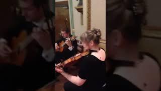 Mouret Rondeau Violin / Guitar Duo