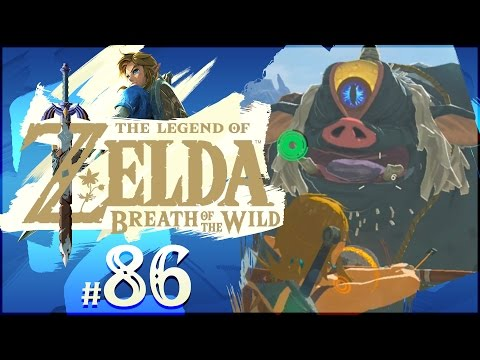 The Legend of Zelda: Breath of the Wild - Part 86 | Eventide Island SURVIVAL!