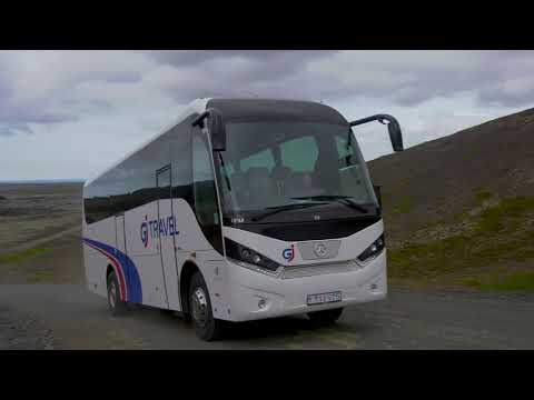 GJ TRAVEL Iceland - Coach company & travel agency