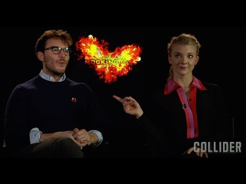 """Watch 'Hunger Games' Stars Sam Claflin and Natalie Dormer Play """"Save or Kill"""""""