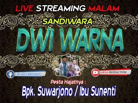 Live Streaming Sandiwara DWI WARNA Sesi Malam, 1 September 2017- Lohbener - Indramayu