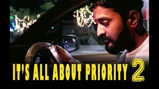 TDC Comedy : It's All About Priority 2