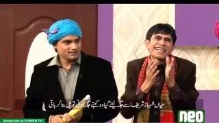 Sawa Teen - Pakistani Punjabi Comedy Show - Funny Clip