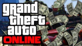 MONEY GLITCH! - GTA V online: Next Gen PS4 | Deel 3