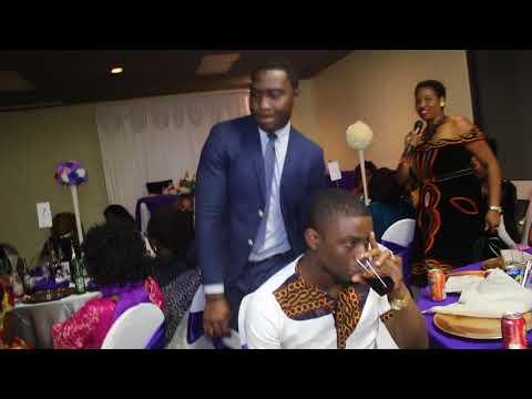 Cameroon Traditional Wedding  Dalida + Lioyd