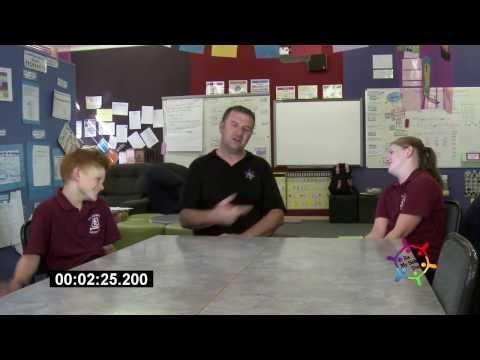 Restorative Approach Example - Primary School