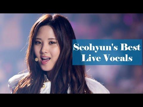 Seohyun's (Girls' Generation or SNSD) Best Live Vocals