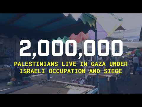 By the Numbers: Refugees in Gaza
