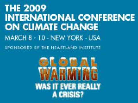 2009 International Conference on Climate Change (spoof) (global warming
