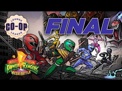 Power Rangers: Mega Battle #6 (FINAL) - BATTLE FOR ANGEL GROVE