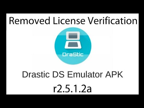 Remove License In Drastic (DS) Emulator Using Jasi Patcher & VirtualXposed Withoout Root