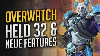 Weniger neue Helden für Overwatch? | Sigma Winter Skin & Neues Lobby System