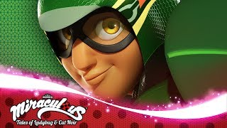 MIRACULOUS | 🐢 CARAPACE - COMPILATION 🐞 | Tales of Ladybug and Cat Noir