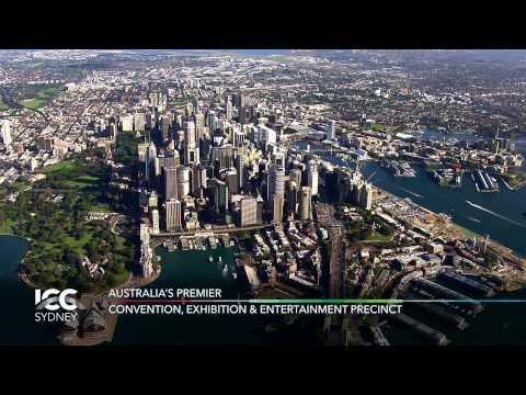 International Convention Centre Sydney Hotel Celebrates Start Of Construction