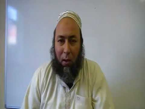 Part 1 Spritual Programme how to get close to ALLAH by Sheik Abderraouf Ben Halima