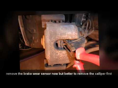 BMW e46 & e39 Brake Replacement | Doovi