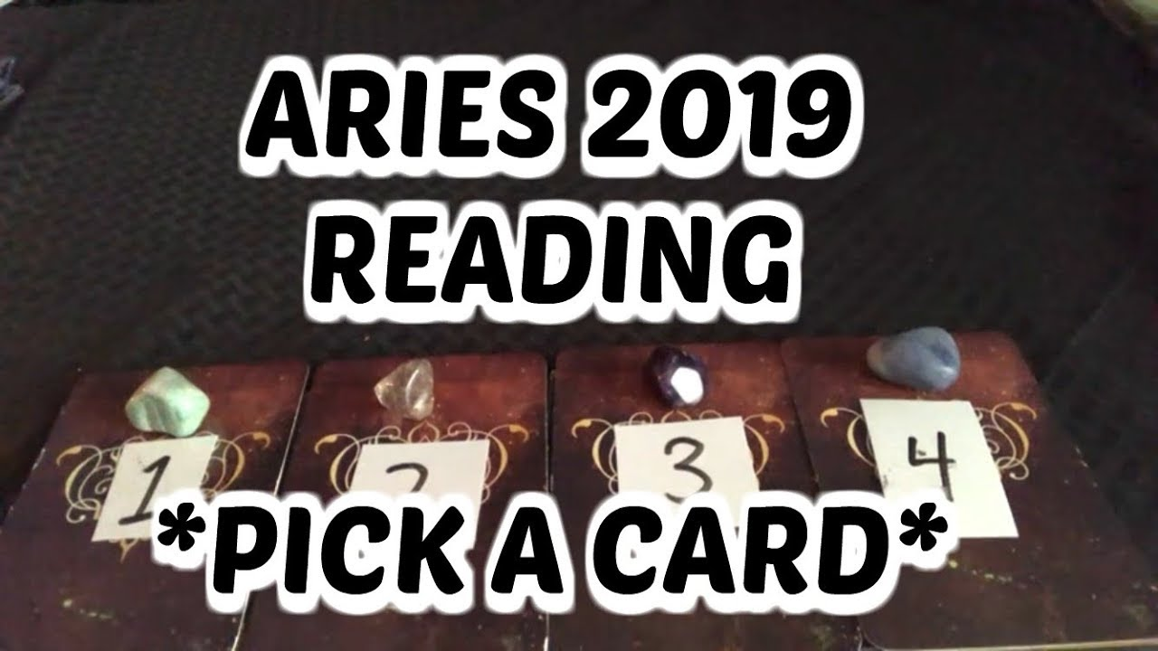 ARIES LOVE FORECAST 2019! *PICK A CARD* THE BEST IS YET TO COME! (IN DEPTH  2019 READING LOVE & WORK)