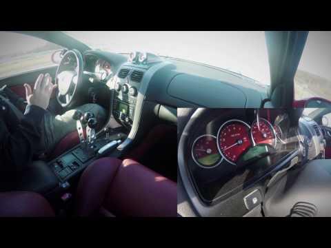 Kilduff Shifter in action (06 GTO)