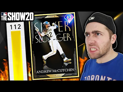 DIAMOND ANDREW MCCUTCHEN IS BACK!! MLB THE SHOW 20 DIAMOND DYNASTY