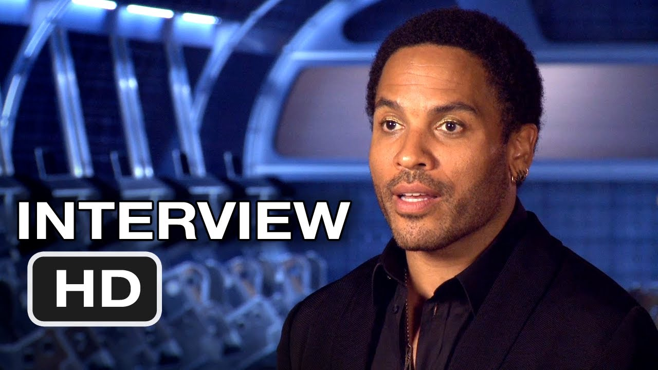 The Hunger Games - Lenny Kravitz Interview (2012) HD Movie