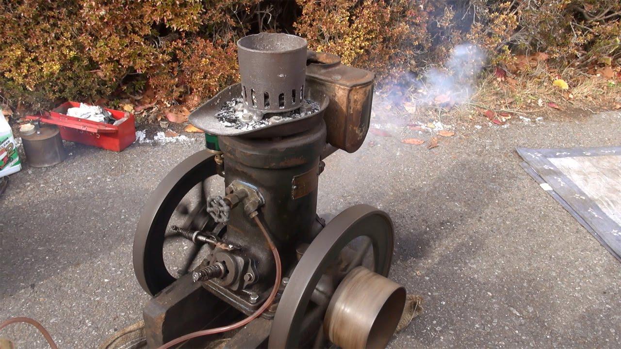 old engines in japan 1930s sato s semi diesel engine 2hp part 2