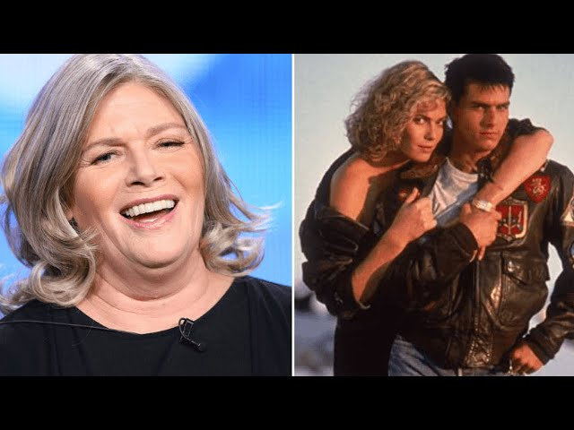 TOP GUN star Kelly McGillis says she was not asked to return for the sequel   MEAWW