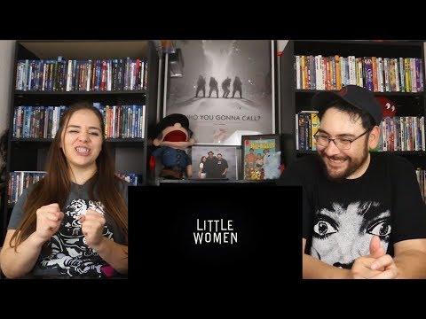 Little Women (2019) - Official Trailer Reaction / Review
