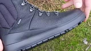 Обзор женских ботинок ECCO WINTERLAND