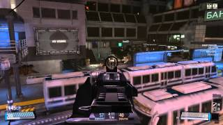 Blacklight Retribution Gameplay on Low End PC