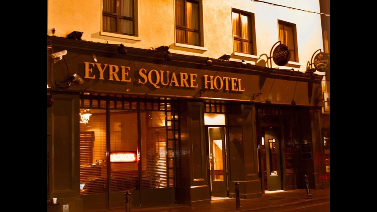 The Eyre Square Townhouse Galway Hotels Ireland