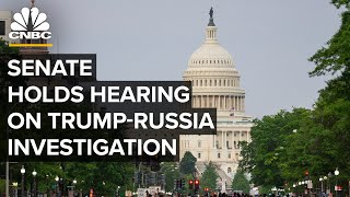 WATCH LIVE: Former Deputy AG Sally Yates testifies on Trump-Russia investigation - 8/5/2020