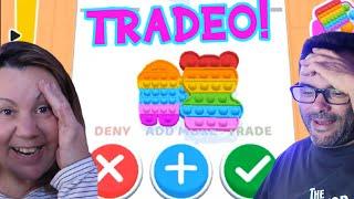 TRADEO de POP ITS ¡ intercambio de FIDGET TOYS ! TRADING MASTER 3D screenshot 4