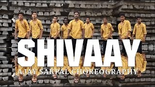 #16 BOLO HAR HAR HAR | SHIVAAY | Dance Choreography | Ajay Sakpal / Present / Ultimate crew