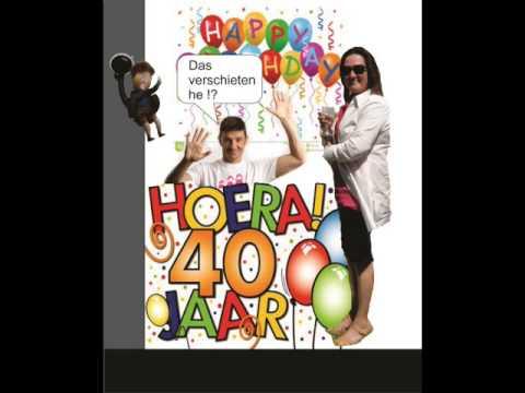 Voor Je 40 Ste Verjaardag Youtube
