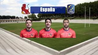 XV de España Rugby para Georgia