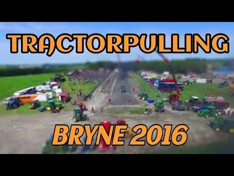 Traktorpulling Norgescupen Bryne Mai 2016