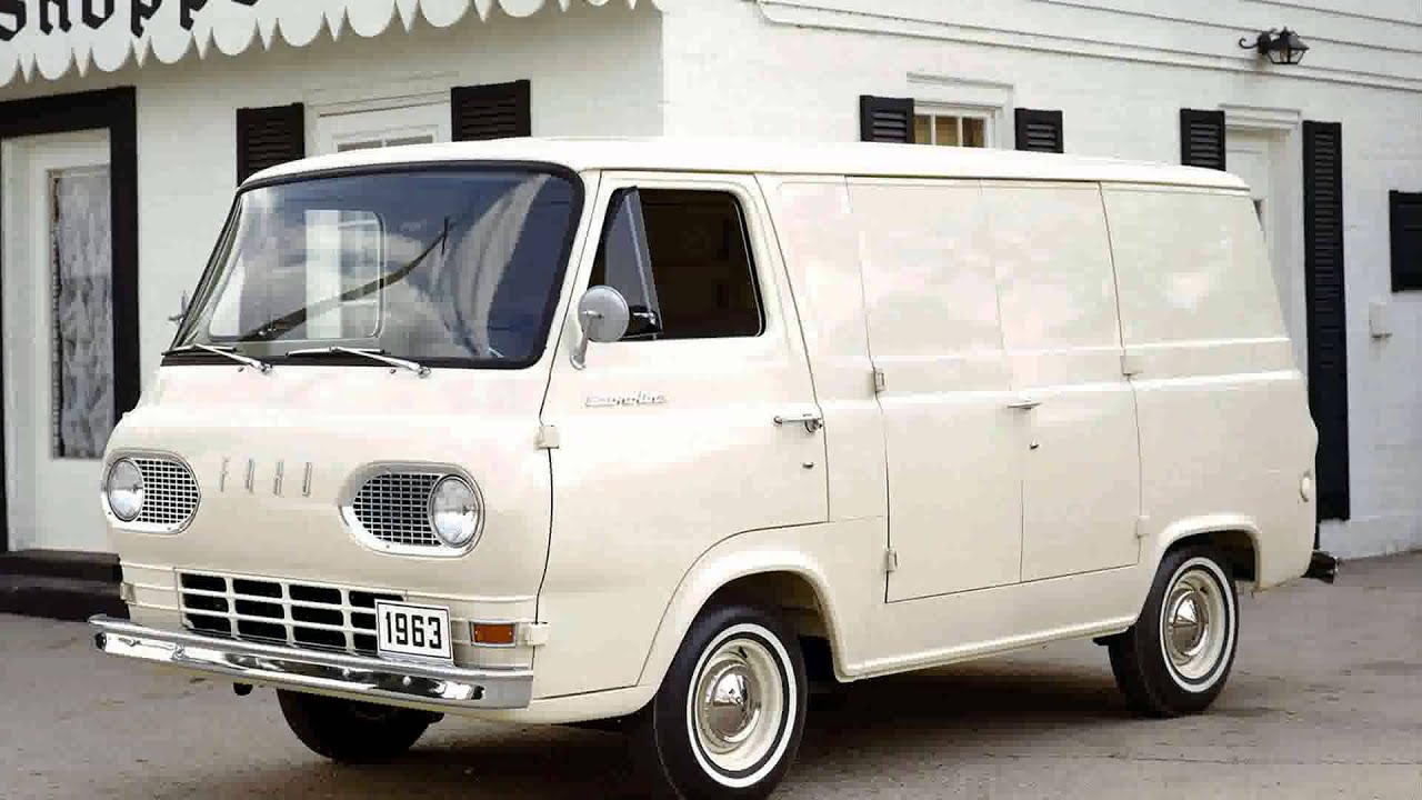 maxresdefault 1963 ford econoline youtube Ford E 350 Wiring Diagrams at gsmx.co