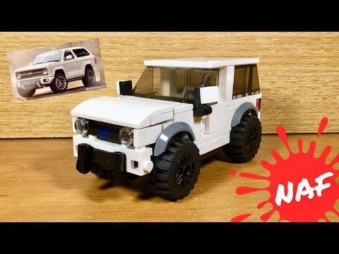LEGO 2020 Ford Bronco