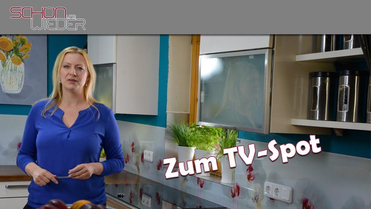 sch n und wieder tv spot youtube. Black Bedroom Furniture Sets. Home Design Ideas