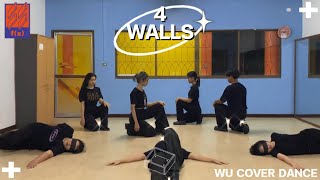 f(x) 에프엑스 '4 Walls' Dance Practice Cover by WU COVER DANCE F…