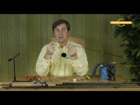 видео: Мастерская рыболова  Ремонт пропускных колец