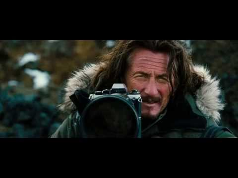 The Secret Life Of Walter Mitty - Sean Penn scene