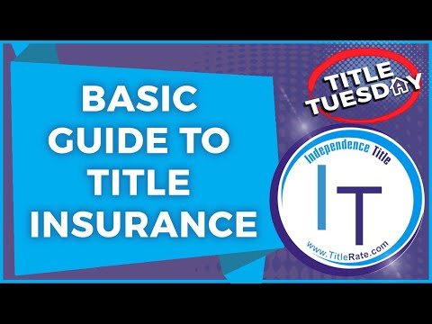 Basic Guide to Title Insurance in Florida