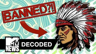 Should ALL Native American Mascots be BANNED? | Decoded | MTV News