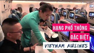 Vietnam Airlines mới cho ra mắt hạng Phổ thông đặc biệt xịn sò