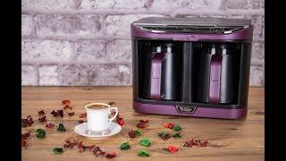 Fakir Kaave Dual Pro Türk Kahvesi Makinesi Violet Ürün İnceleme