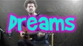 Dreams (Fleetwood Mac) - fingerstyle guitar cover FREE TAB